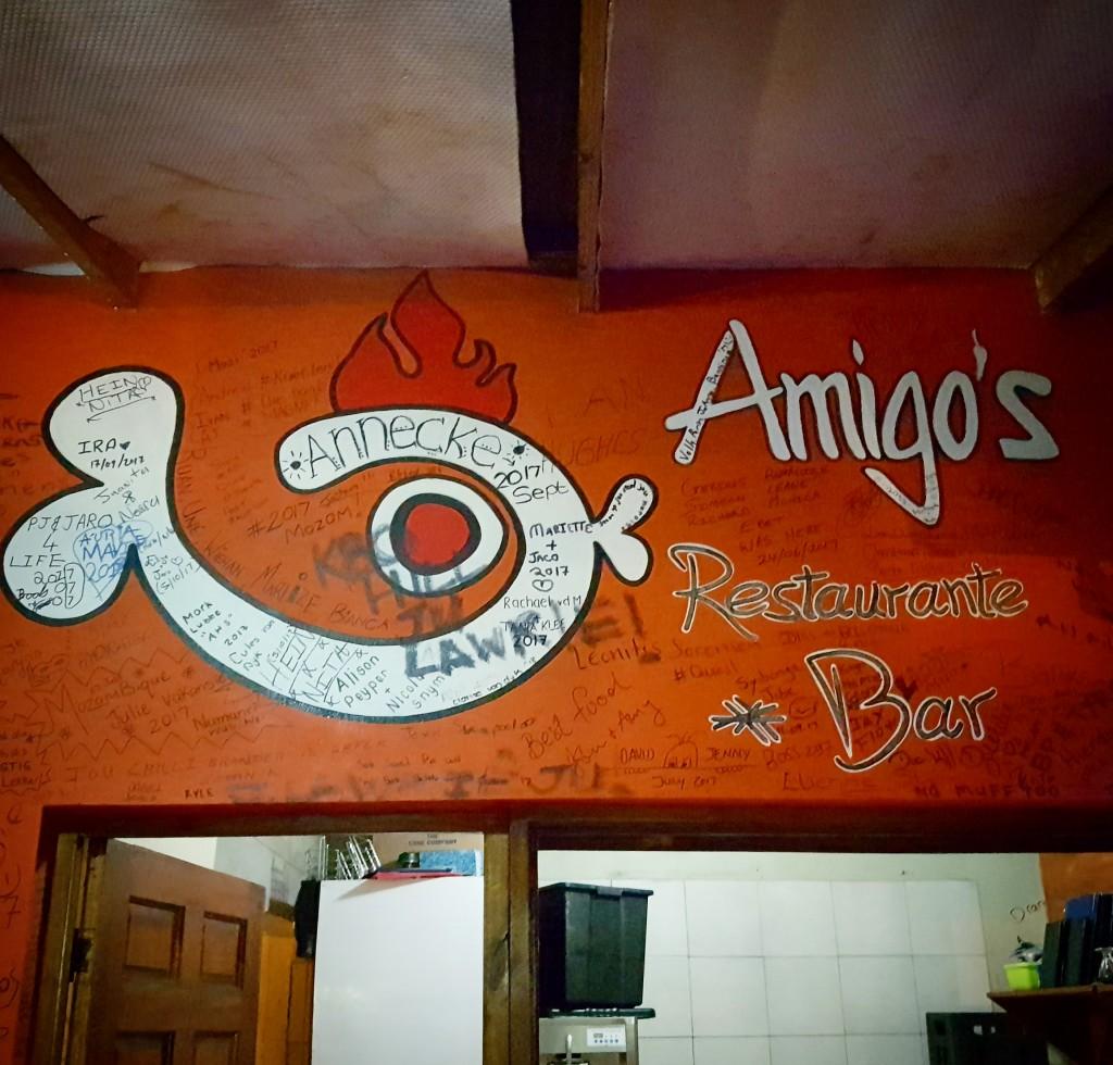 Amigo's, Ponta Malongane