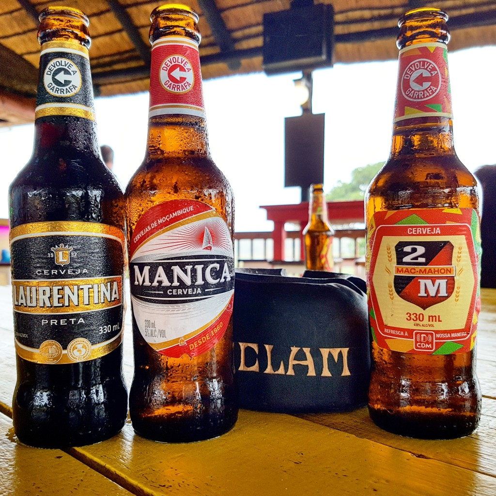 Drunken Clam, Ponta Malongane