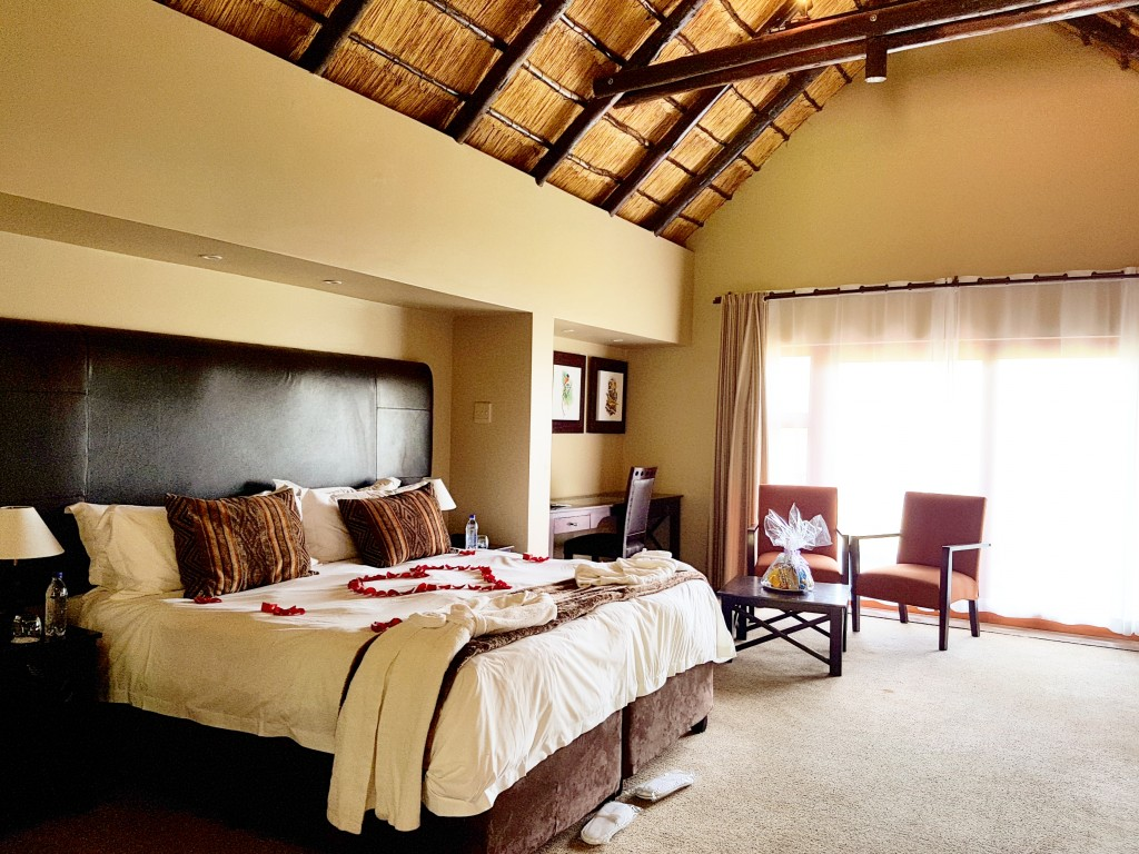 Deluxe Suite at Kloofzicht Lodge