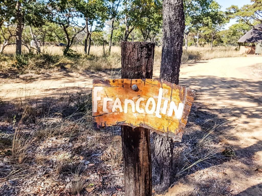 Francolin campsite - Matamba Bush Camp, Limpopo