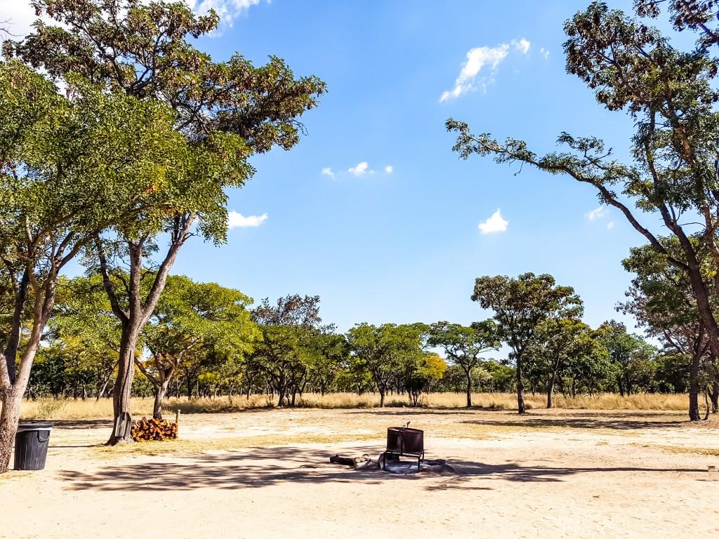 Drongo Campsite - Camping at Matamba Bush Camp, Limpopo