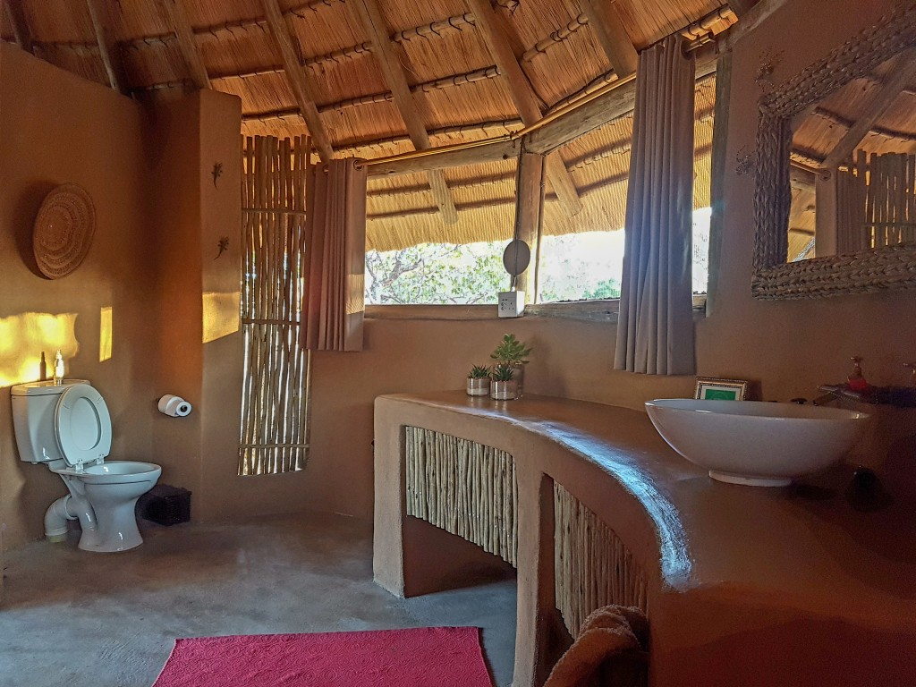 Ablution block - Matamba Bush Camp, Limpopo