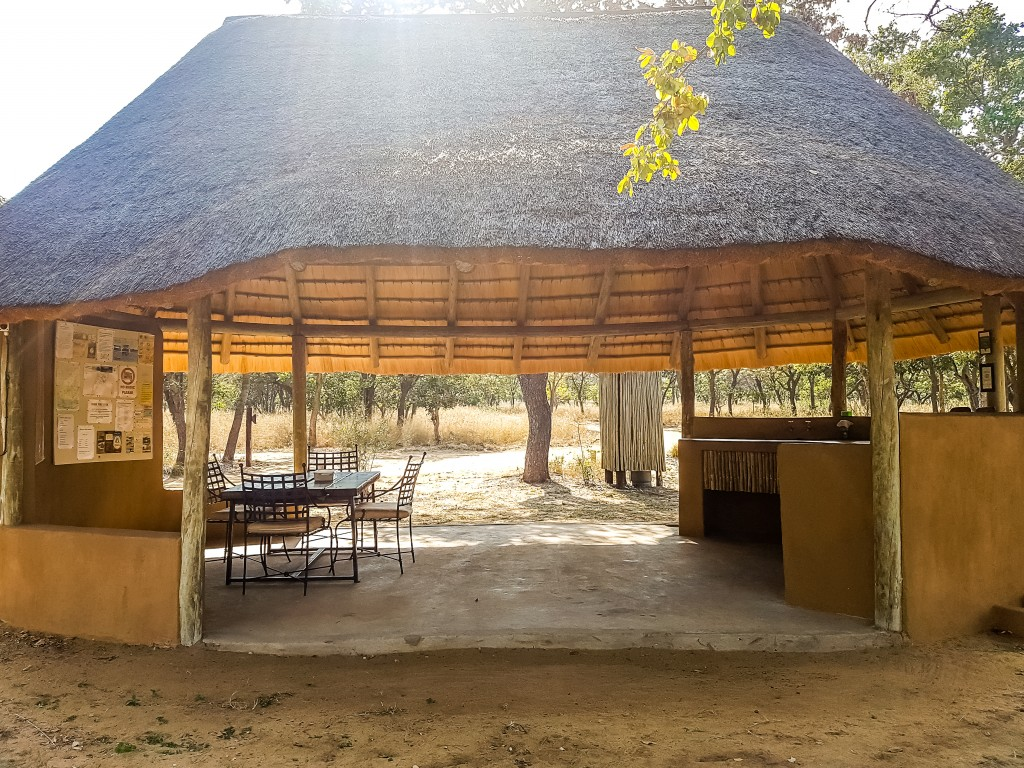 Kitchen - Matamba Bush Camp, Limpopo
