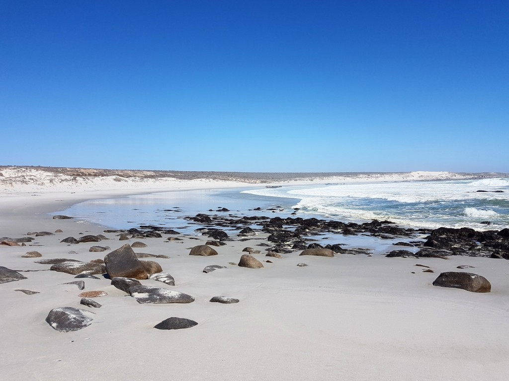 Namaqua National Park - Boulder Bay