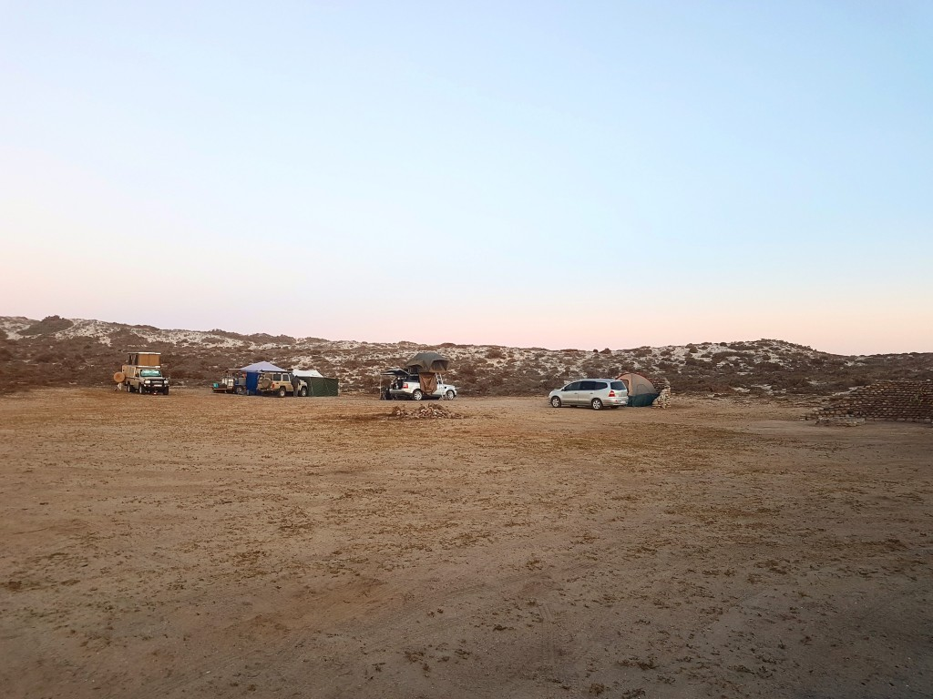 Namaqua National Park - Boulder Baai Camp Site