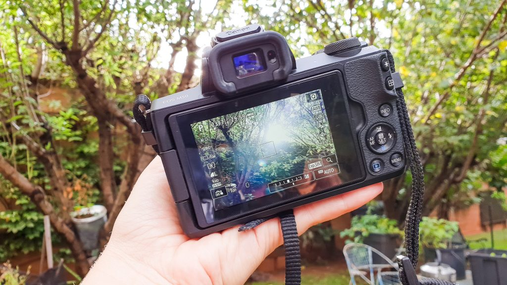 Canon EOS M50 Camera Review