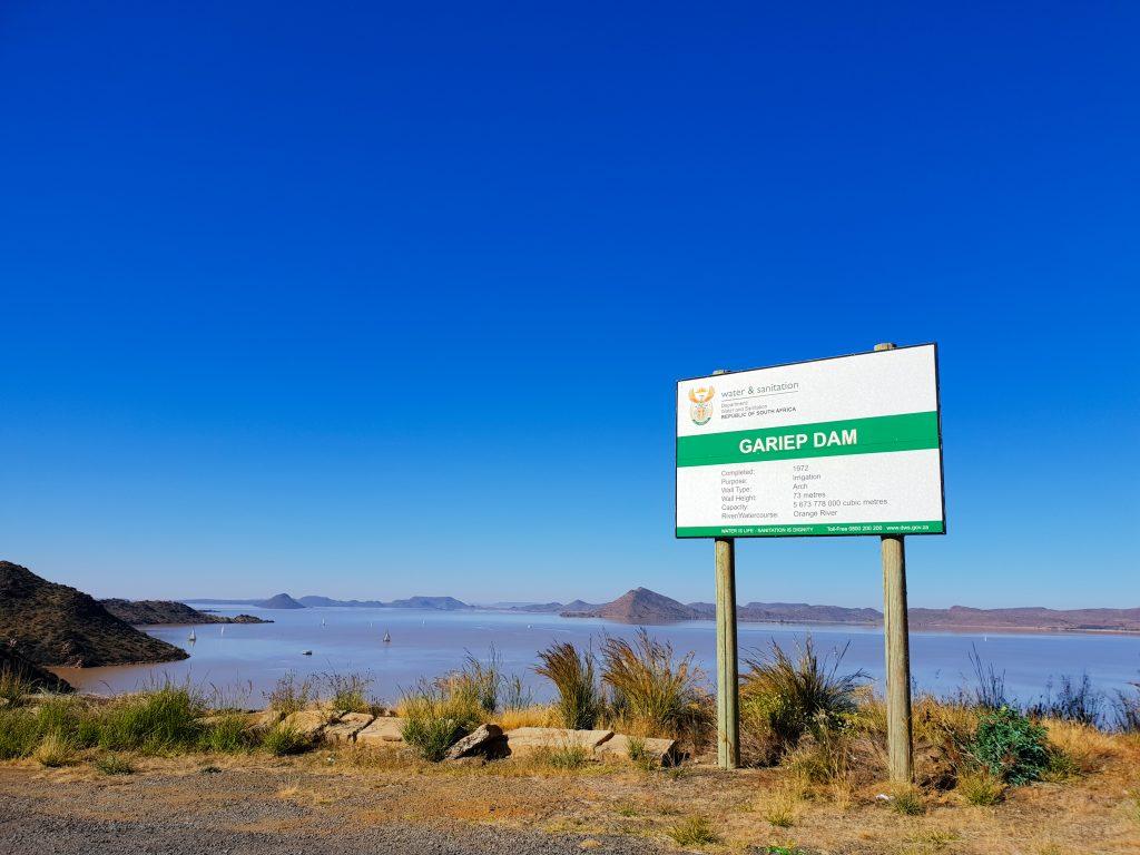 Destination Guide Hogsback - Route to Hogsback via Gariep Dam