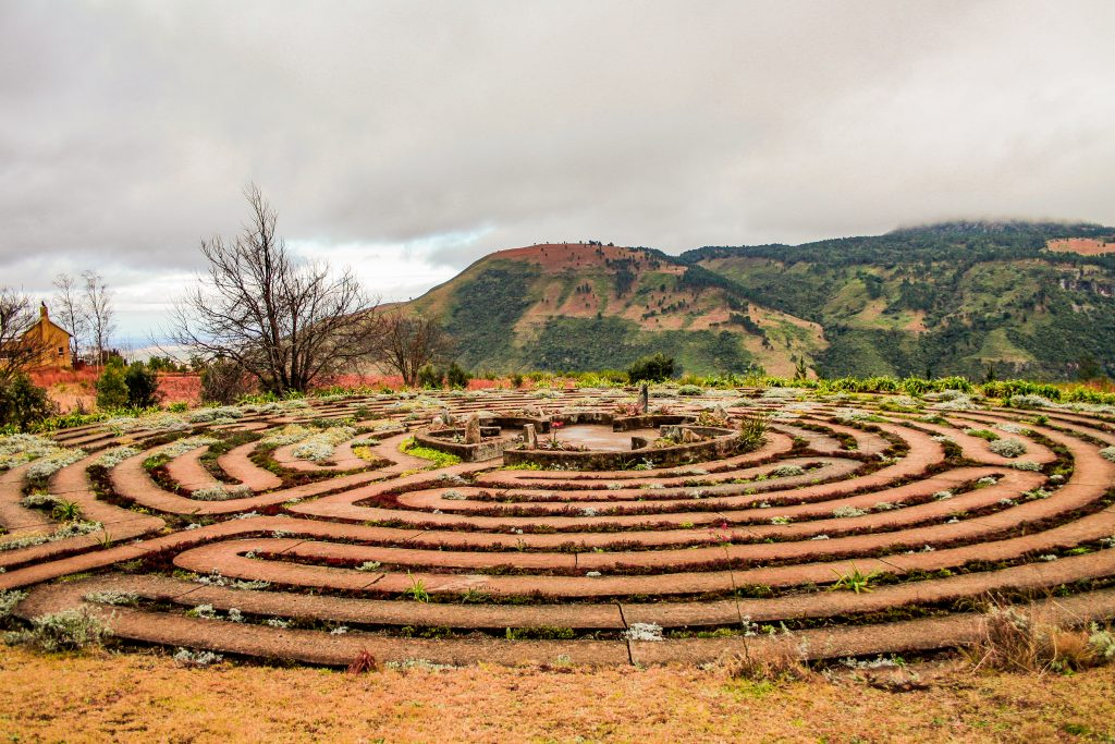 Destination Guide Hogsback - The Labyrinth at The Edge
