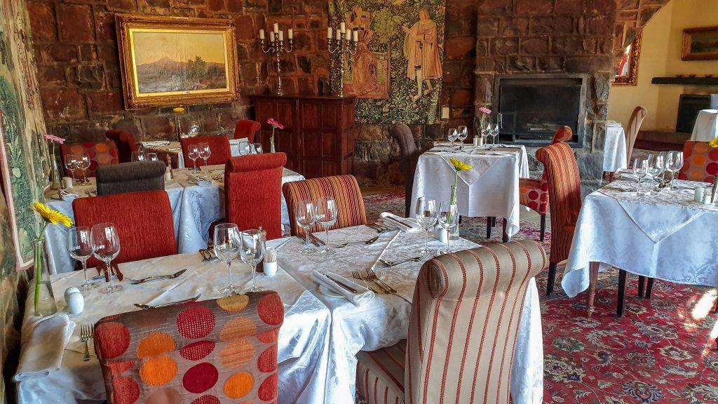 Walkersons Hotel - Dullstroom - Restaurant