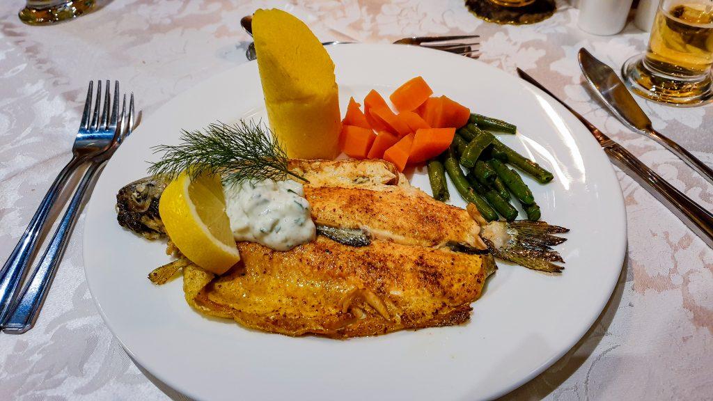 Walkersons Hotel - Dullstroom - Dinner