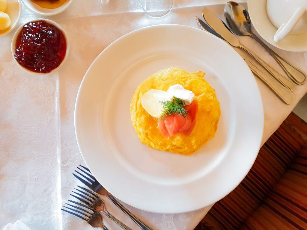 Walkersons Hotel - Dullstroom - Breakfast