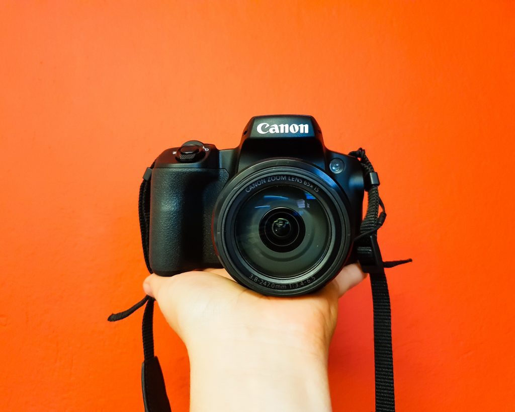 Canon Camera Review: Power Shot SX70