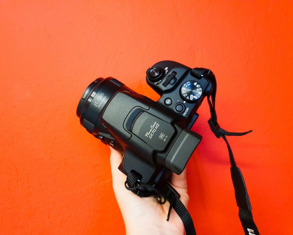 Canon Camera Review: Power Shot SX70