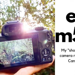 Canon M50 Camera Review